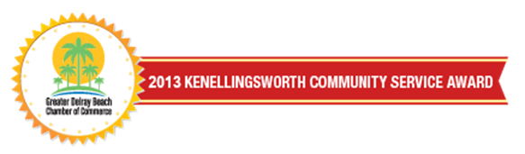 Kenellingsworth community service award